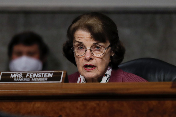 Dianne Feinstein is one of four senators being investigated for potential insider trading during the beginning of the coronavirus pandemic