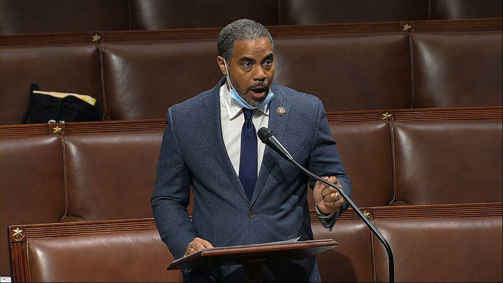 Democratic congressman Steven Horsford of Nevada