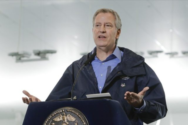 NYC Mayor Bill de Blasio under fire for his lack of response to the riots rocking NYC