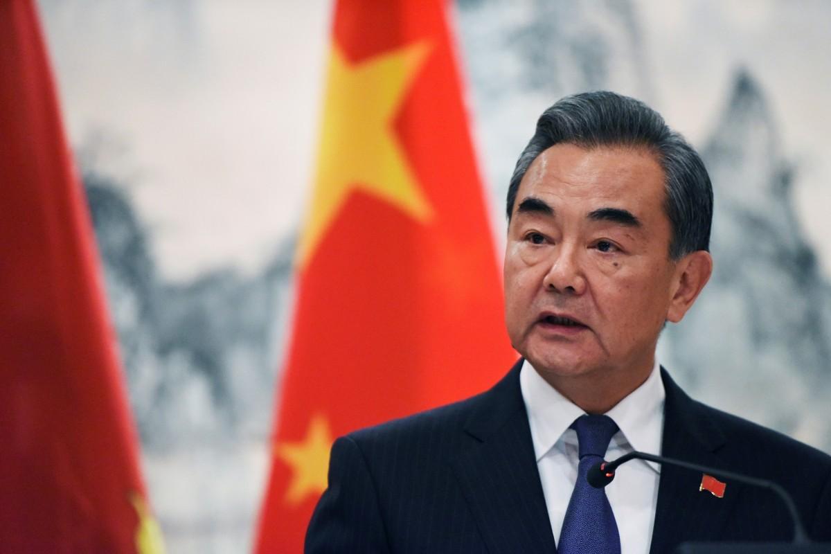 China tells Russia: US has 'lost its mind'