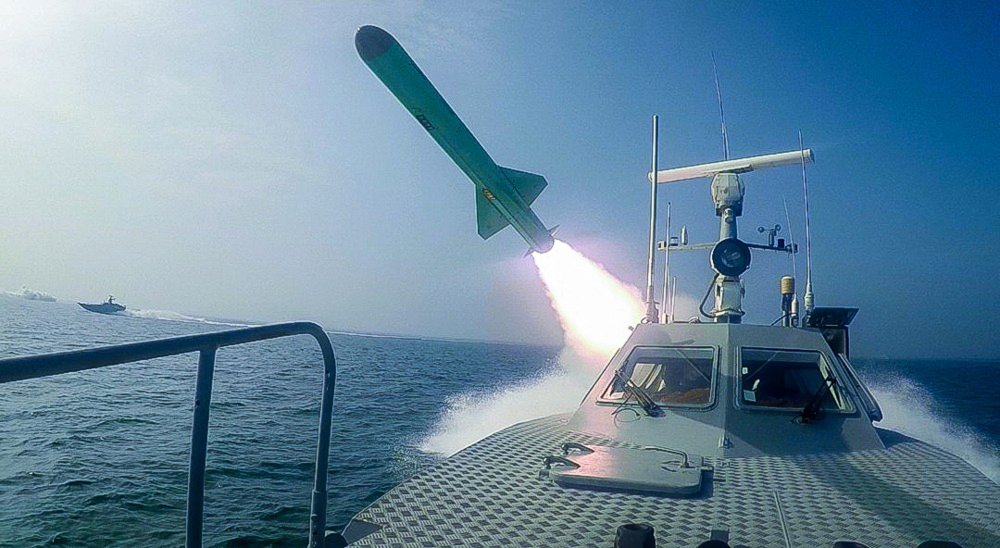 Iran fires ballistic missiles in test launch