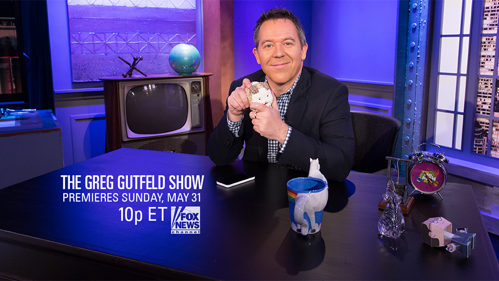 The Greg Gutfeld Show Tops Competing Late Night Comedy Shows in Ratings