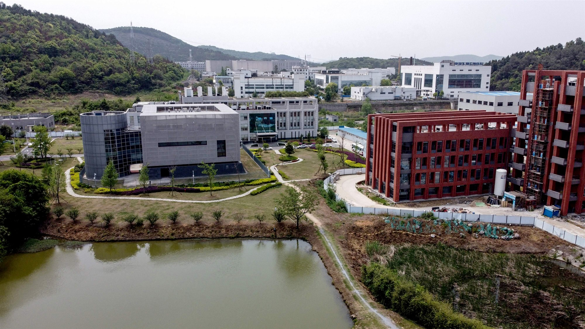 Wuhan laboratory closed in October due to coronavirus outbreak according to intel community